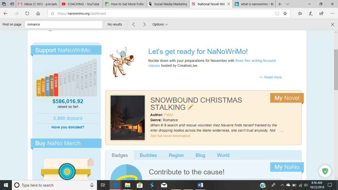 Snowbound Christmas Stalking